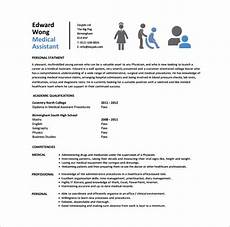 Medical Cv Template Free 11 Medical Assistant Resume Templates Doc Excel Pdf