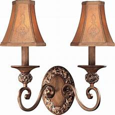 Mcclintock Lighting Minka Lavery Salon Grand Mcclintock 2 Light Wall