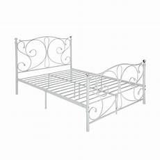 Panana 2 X 3ft Single Metal Bunk Bed 2 by Panana Metal Bed Frame 3ft 4ft6 Single Bunk Bed