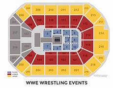 Wwe Rosemont Seating Chart Seating Charts Seating Charts Photo Galleries