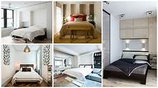 Design For Small Bedrooms 18 Smart Ideas For Decorating Small Compact Bedrooms