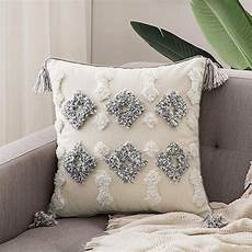 miulee decorative throw pillow cover tribal
