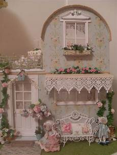 shabby cottage chic lindas miniature musings with the shabby chic