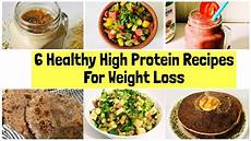 Protein Diet Chart Vegetarian Indian 6 Healthy High Protein Recipes For Weight Loss Indian