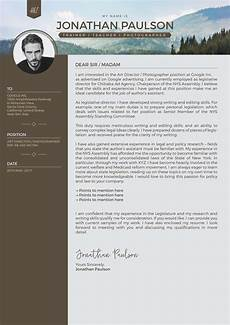 Cover Page Of Cv Free Professional Modern Resume Cv Portfolio Page