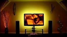 Led Light In Tv Led Lights For Tv S Mood Lighting Kit Youtube