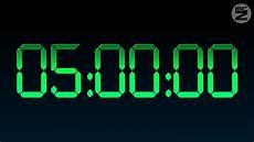 5 Minute Timer Timer 5 Minutes Countdown Timer Conto Alla Rovescia