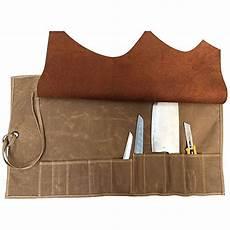Qees Werkzeugtasche by Qees Wasserdichte Messertasche Aus Gewachstem Segeltuch