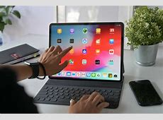 Best 12.9 inch iPad Pro 2020 & 2018 Smart Keyboard Cases