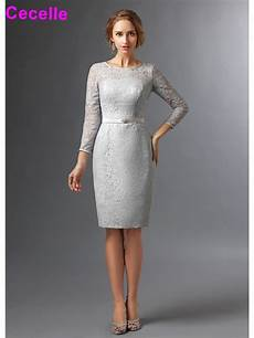 2017 sheath silver lace modest of the
