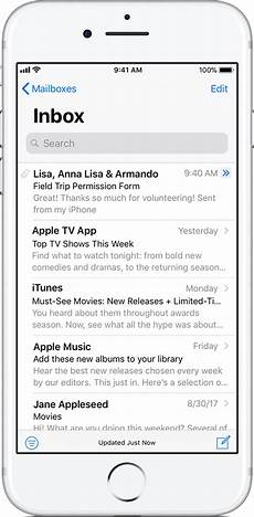 Iphone Email Find And Organize Emails On Your Iphone Ipad Or Ipod