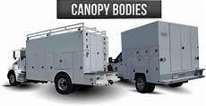canopy douglass truck bodies