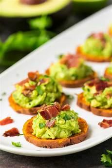 sweet potato bites easy appetizer wellplated