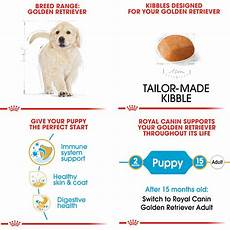Royal Canin Golden Retriever Puppy Food Feeding Chart Royal Canin Golden Retriever Puppy Pet Supermarket Co Uk