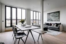 minimalista moderno apartamento en estilo minimalista industrial