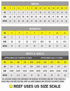 Reef Size Chart Reef Men S Flex 3 Point Jandals Shoes Torpedo7 Nz