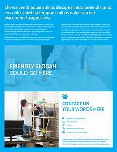 Office Cleaning Flyer Office Cleaning Specialist Flyer Template Mycreativeshop