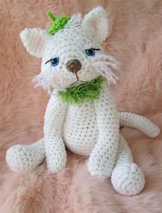 crochet cat teri s new cat pattern