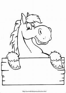 ausmalbilder pferde 05 ausmalbilder tiere