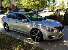 2013 Nissan Altima Rims by 2013 Nissan Altima 3 5 Sl Strada 20 Quot Wheels Nissan