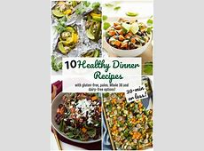 Healthy Dinner Recipes   Spoonful of Flavor
