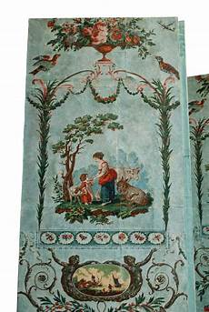 19th Century Wallpaper Designs 19th Century French Wallpaper Panels At 1stdibs