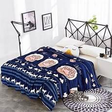 Throws For Sofa 3d Image by 230 200cm 3d High Quality Thicken Colorful Flannel Blanket