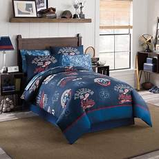6 bed in a bag coordinated bedding set