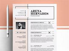 Facebook Resume Template Modern Resume Template By Templates On Dribbble