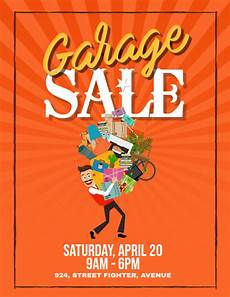 Garage Sale Poster Ideas Copy Of Yard Garage Sale Flyer Poster Postermywall
