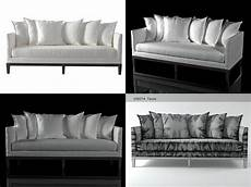 Sofa Slipcover 3d Image by Delta Slipcover Sofa 3d Turbosquid 1183036