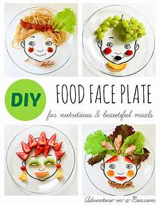 diy food plate for nutritious beautiful meals