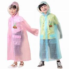 2015 new transparent impermeable raincoat for