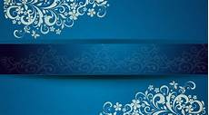 Background For Business Cards Gorgeous Blue Background Business Cards Creative Front