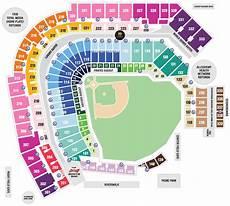 Pnc Park Seating Chart Detailed 2016 Season Ticket Membership Renewals Pittsburgh Pirates