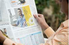Free Advertising Papers Photorealistic Newspaper Psd Mockups For Advertising