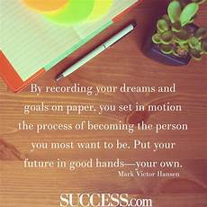 Quotes About Career Goals 18 Motivational Quotes About Successful Goal Setting