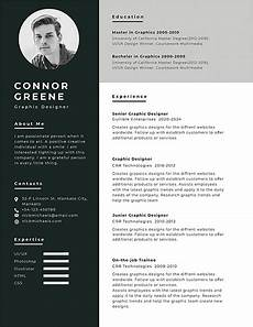 Download A Free Cv Template 200 Free Resume Templates Download Ready Made