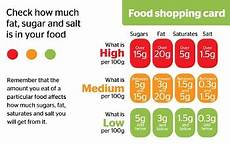 Food Packaging Traffic Light System Food Firms Told To Reduce Salt Levels In Food Which News