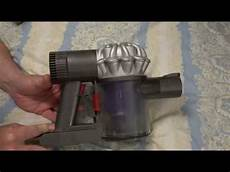 Dyson Won T Charge Red Light Dyson V6 Led Battery Change Vacum Cleaner Fix