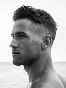 kurzhaarfrisuren männer mit cut haircut 2018 bentalasalon