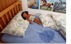 why do children the bed what actually causes