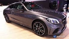 mercedes 2019 coupe 2019 mercedes amg c class coupe exterior and interior