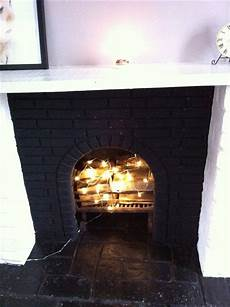 Decorate Fireplace Lighting 25 Cozy String Lights Ideas For Living Rooms Digsdigs