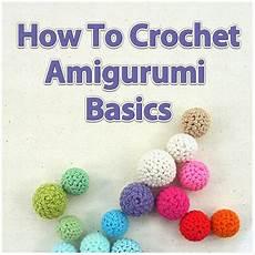 how to crochet amigurumi basics