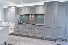 Grey Kitchens Grey Kitchens Are Taking Rock And Co Granite Ltd