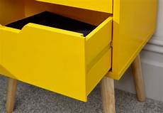 gfw nyborg bedside in yellow by gfw