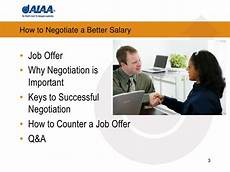How To Negotiate A Job Offer How To Negotiate Better Salary