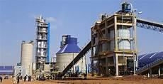 Cement Factory Cement Market Set For A Concrete Future