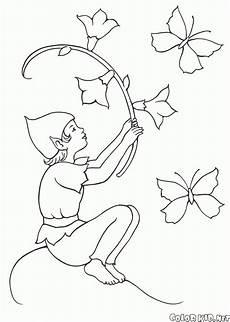 malvorlagen elfen und feen